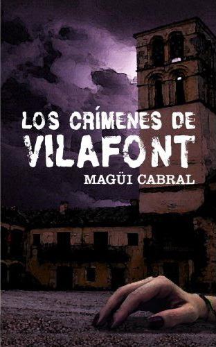 Los Crímenes de Vilafont Book Cover