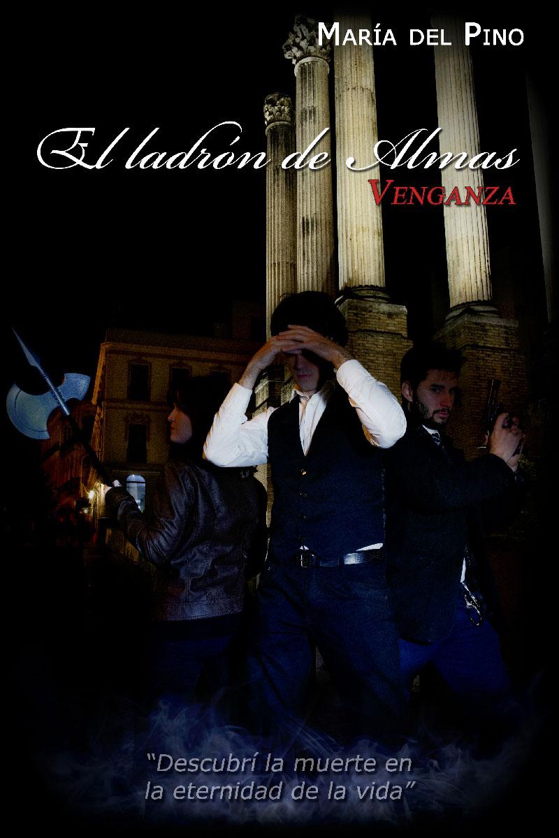 El ladrón de almas. VENGANZA. Book Cover