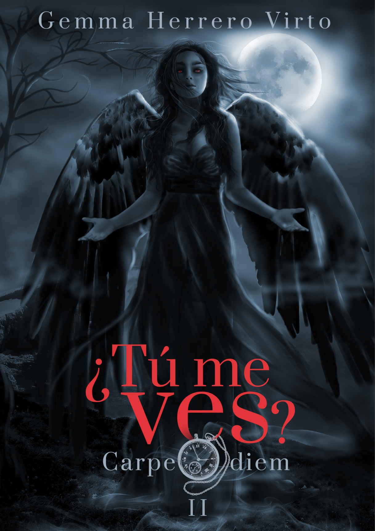 ¿Tú me ves? II: Carpe diem Book Cover