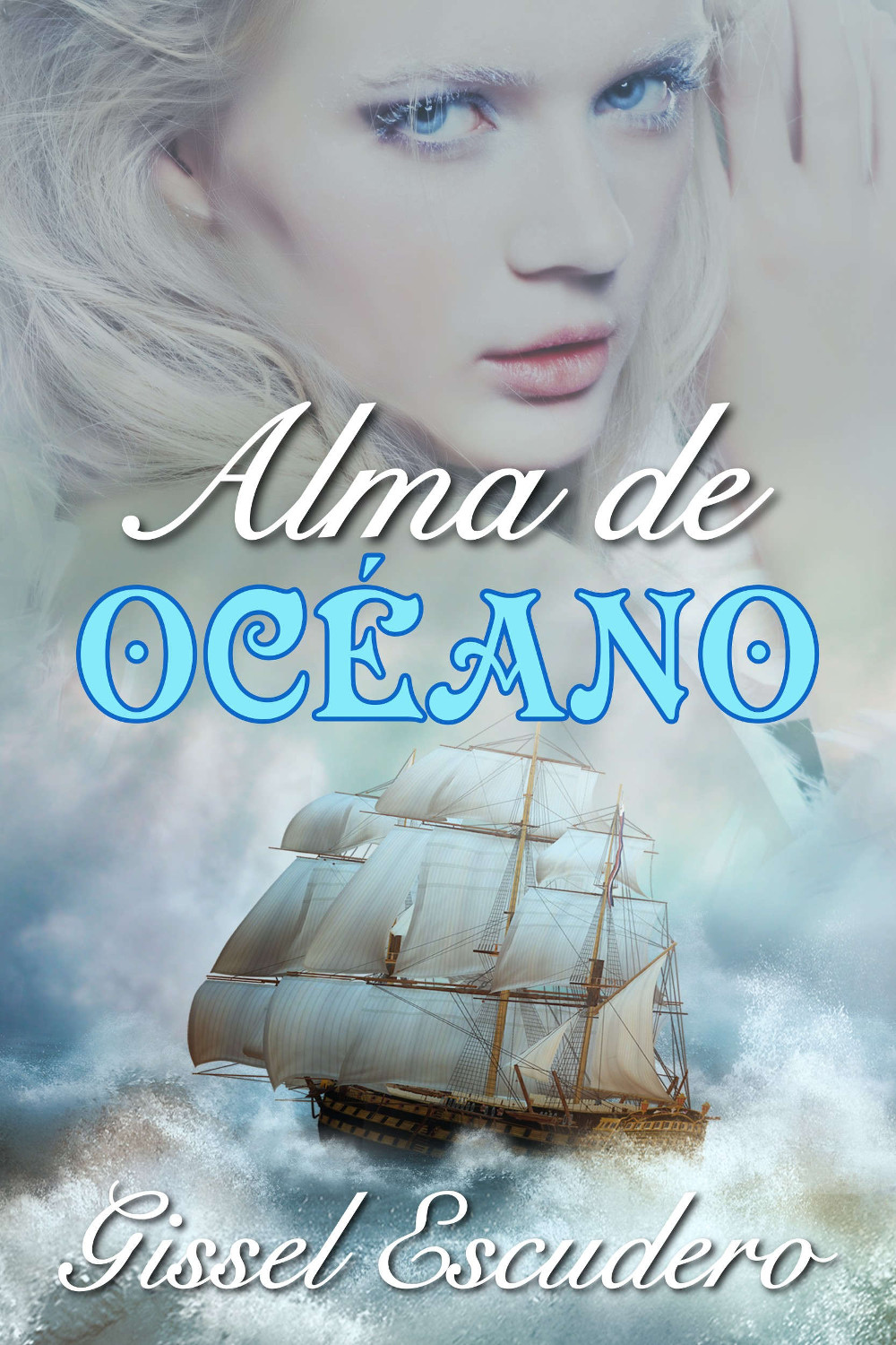 Alma de océano Book Cover
