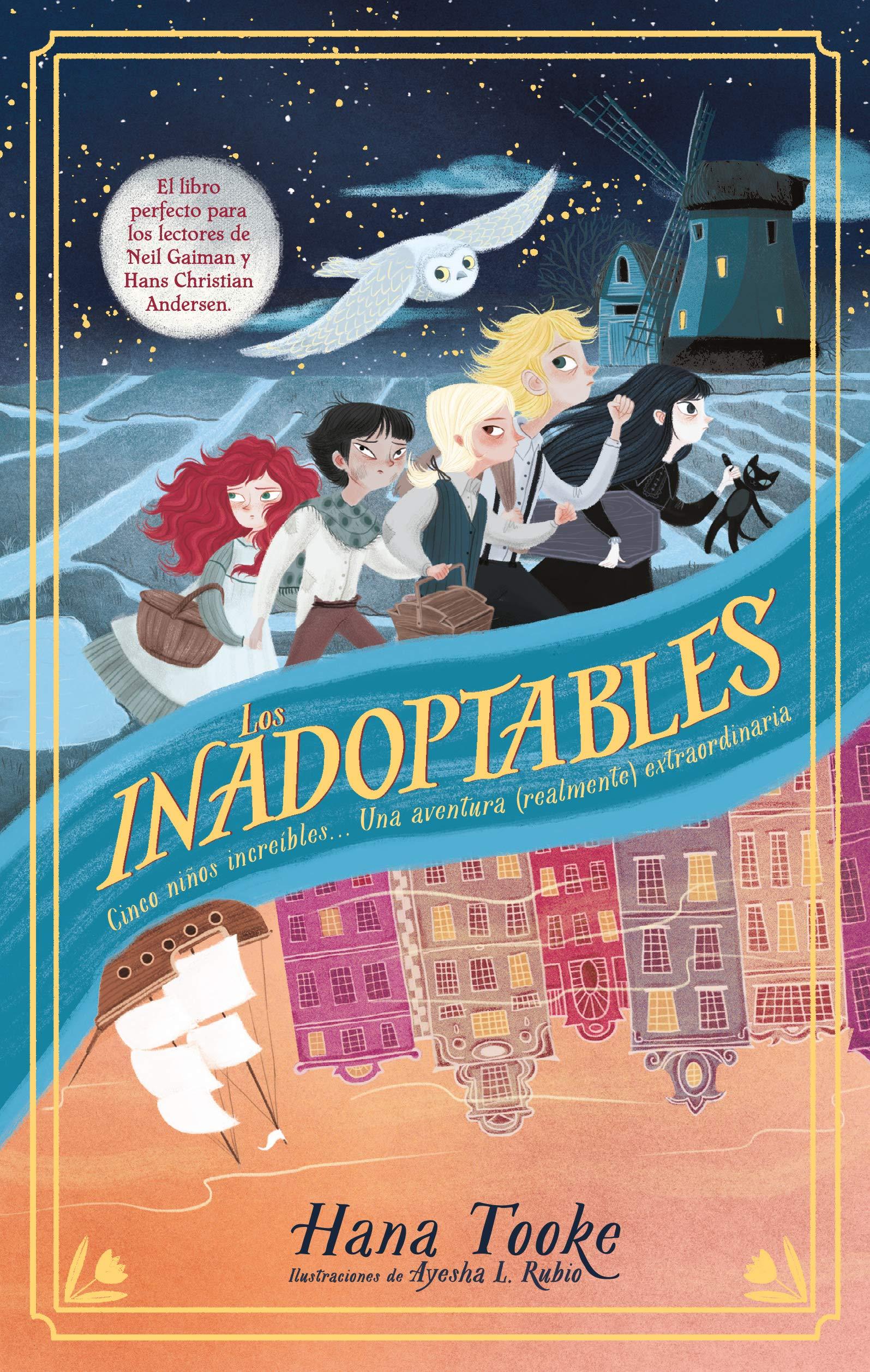 Los Inadoptables Book Cover